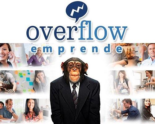 Visita Overflow Emprende